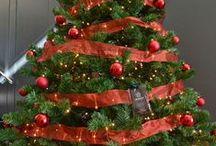 Árboles de Navidad / Árboles de Navidad originales, modernos, para empresas, para casas, decorados, artificiales, iluminados con luces led...