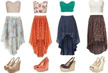 Dresses & Skirts / by Tiffany Goode