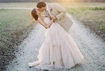Blush Pink {Wedding} / by Better Off Wed