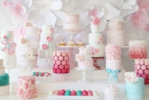Wedding Dessert Tables / by Better Off Wed