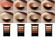 Eye Shadow Beauty / by Tiffany Goode
