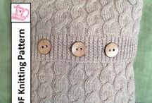 Knitting Patterns .... This is what Ladyship Designs / Knit one, knit another one! Patterns that I have designed for you and your home / by LadyshipDesigns