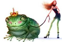 FROGS & Such / by Gale Govro