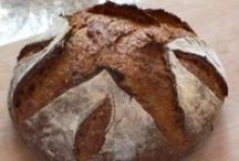 Bread & Dough / Savoury baked breads, rolls and doughs / by Mirka Parenteau