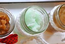Face/Body Scrubs / by Tiffany Goode