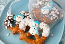Christmas & Winter Food/Treats/Drinks / by Tiffany Goode