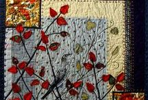my textile art / textile art, fiber art, art quilts, wall hangings