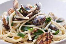 Noodle and Pasta dishes / Oodles of Noodles  / by Mirka Parenteau