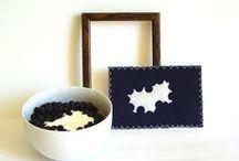 blue home / decorate with blues / by Bozena Wojtaszek