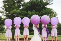Purple {Wedding} / by Better Off Wed