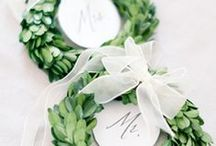 Green {Wedding}