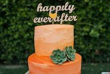 Better Off Wed *Real Weddings* / I'm so honored to be have made cake toppers for all of these beautiful weddings <3  / by Better Off Wed