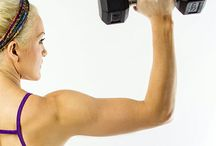 Workin' On My Fitness / by Halley Espy Kropa