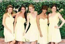Spring/Summer Weddings / Best looks for spring/summer weddings