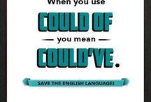 My Grammar Obsession Funnies