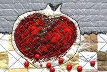 pomegranate / pomegranate in art