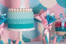 Lilia's 3rd Birthday Party!!! / Little Mermaid