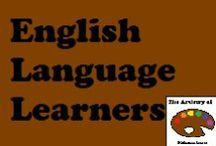 English Language Learners / Teaching strategies for students who are learning English