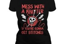 LoL Knitting / Knitting jokes and funnies / by LadyshipDesigns