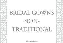 Bridal Attire: Non-Traditional