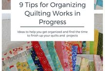 Quilting Organization