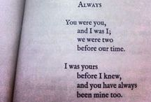 Quotes that Speak to my Soul / I love quotes. Thank you, Pinterest, for giving me a place to post them! / by Ms. Marie
