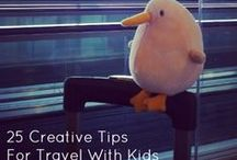 Traveling with Kids / The hidden kiwi isn't here...but you're very close!  / by Kiwi Crate | STEM and Art for Kids