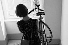 Bicycles / by Anna Loverus