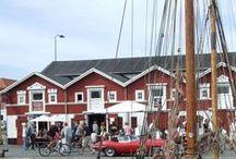 Denmark: Favorite Places / My favorite places in Denmark - worth a visit. Tolle Plätze, Restaurants, Sehenswürdigkeiten und Strände in Dänemark. Aarhus, Bornholm, Odense, Fünen etc.