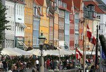 Copenhagen: Favorite Places / Pictures from my trips to Copenhagen, Denmark.