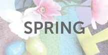 Seasons | Spring / All about Spring for your children and you. Simple and easy DIY arts, crafts, projects, learning, activities, recipes, ideas and inspiration for your kids to enjoy!