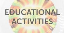 Educational Activities / Educational activities for boys and girls of all ages to learn about science, technology, engineering, art, and math by KiwiCo.