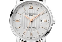 Baume & Mercier Classima / Classima, ideal in any circumstance. Discover the whole collection: http://bit.ly/Classima_Collection