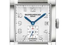 Baume & Mercier Hampton / Hampton, intimate harmony. Discover the whole collection: http://bit.ly/Hampton_Collection