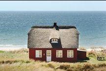 Summerhouse Dreams / Favourite summerhouses in Denmark for holidays and vaccations. Schöne Ferienhäuser in Dänemark.