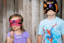 Halloween Costumes DIY / by Kiwi Crate | STEM and Art for Kids