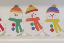 Snow/Ice Crafts / by Kiwi Crate | Arts and Crafts for Kids