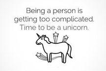 Unicorns are pretty