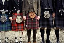 Men in kilts / A man in a skirt is a beautiful thing.