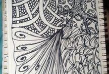 Zentangles / by Susan Wallis
