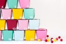 DIY Advent Calendars / These cute calendars are the perfect way to count down to the big day! / by Kiwi Crate | Arts and Crafts for Kids