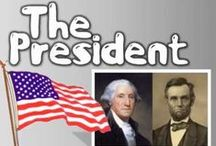 President's Day / by Brittany Bounds