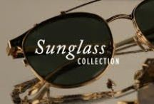 Leisure Society Sunglass Collection