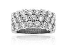 Dripping in Diamonds / April babies may be the luckiest - spring is in the air, and their birthstone is the diamond!