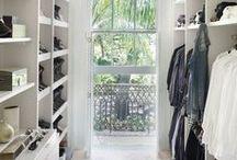 In the closet :-)