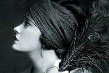 Personal Style / Dark Autumn Yin Natural Inspiration