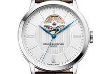 Baume & Mercier New Classima collection for men