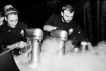 Creative Catering: Liquid Nitrogen Ice Cream Bar