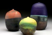 Potters / Ceramics / by Anne Brown