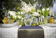 Celebrations, Tablescapes and Dining / by Kristine Gambaiana